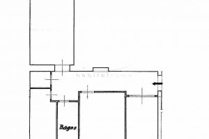 Planimetria Ufficio via Carlo Mirabello